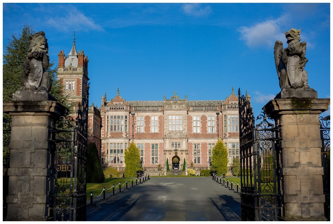 Crewe Hall Cheshire Wedding Venue