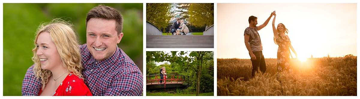 Cheshire Engagement Photos