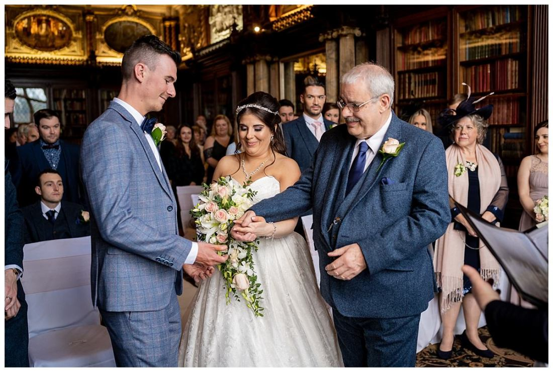 Crewe Hall Wedding Ceremonies