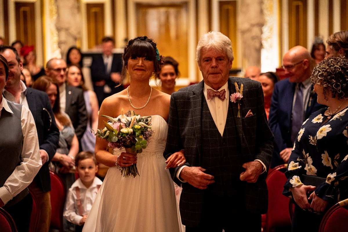 St George's Hall Wedding Photographer
