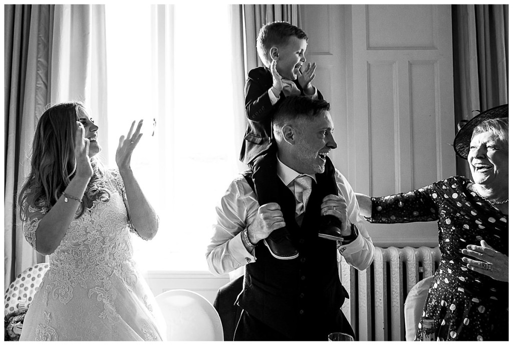 Leasowe Castle Weddings