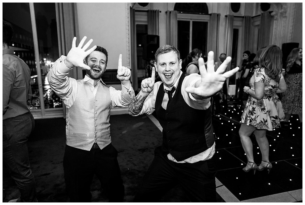 Liverpool hilton wedding photographer