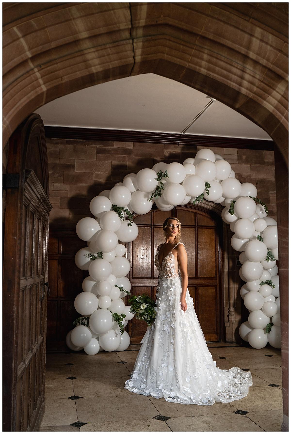 Standon Hall entrance