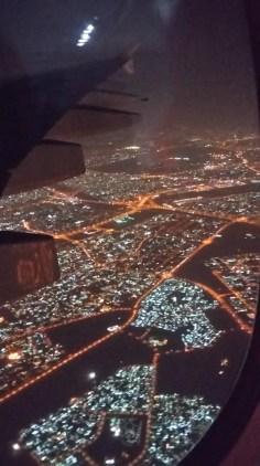 Dubai from the sky.