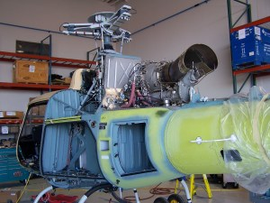 heli paint gallery, taking apart heli to paint frame