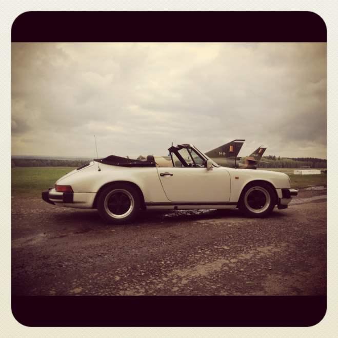 Heliade Exhibition cars Porsche 911 SC Cabrio 1983