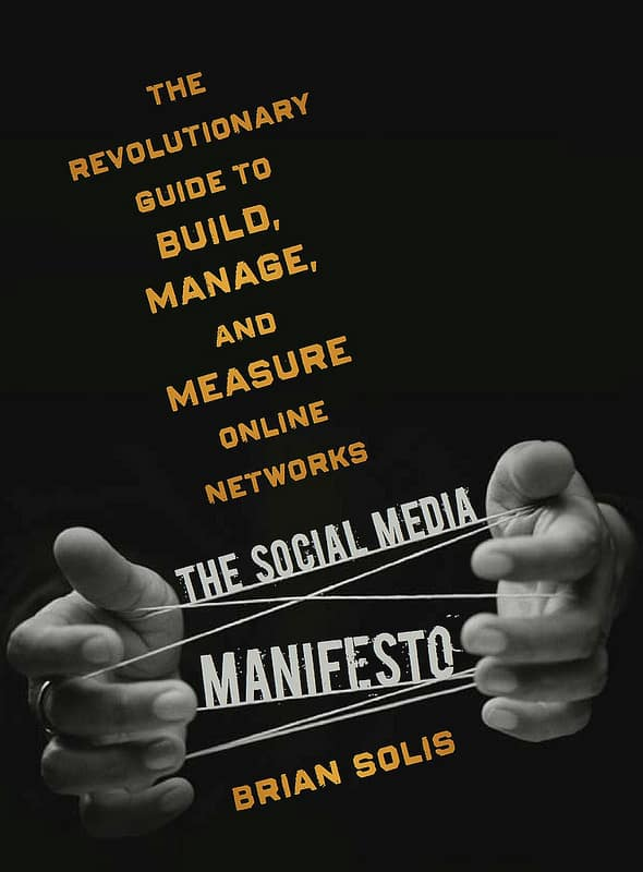 The manifesto of Brian Solis