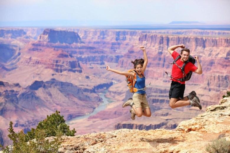 Grand Canyon South Rim tour from Las Vegas