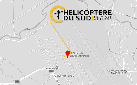 Helicoptere du Sud