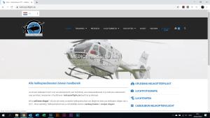 Nieuwe website online!