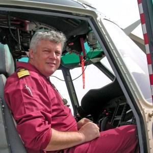 Danny Croon Helihaven Knokke