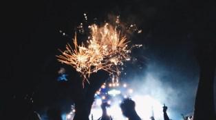 Weekend Festival Fireworks