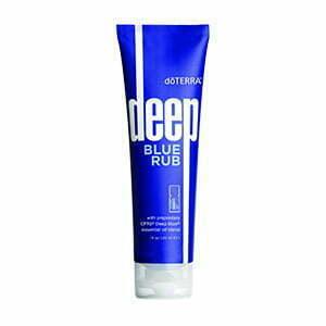 deep blue rub