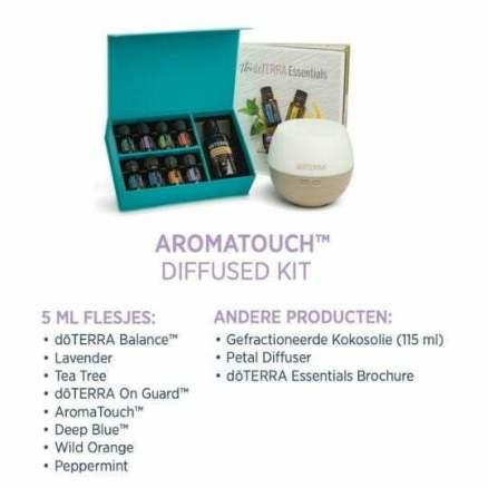 Aromatouch diffused kit doterra
