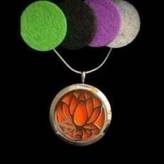 Diffuser ketting lotus (45)