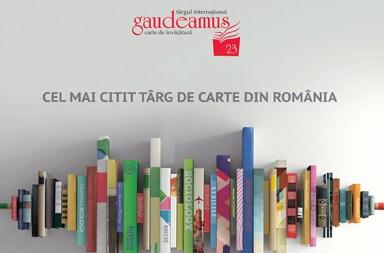 Târgul Internațional de Carte Gaudeamus 2017