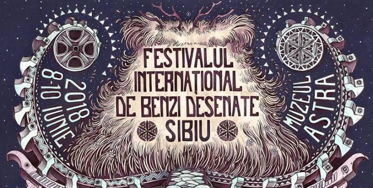 Festivalul Internațional de Benzi Desenate Sibiu