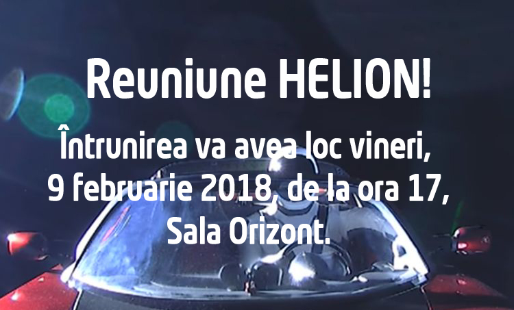 Reuniune Helion