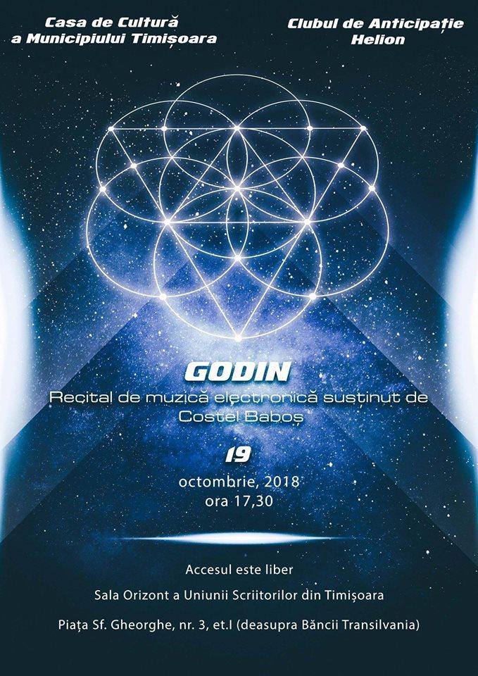 recital muzică electronică Costel Baboș
