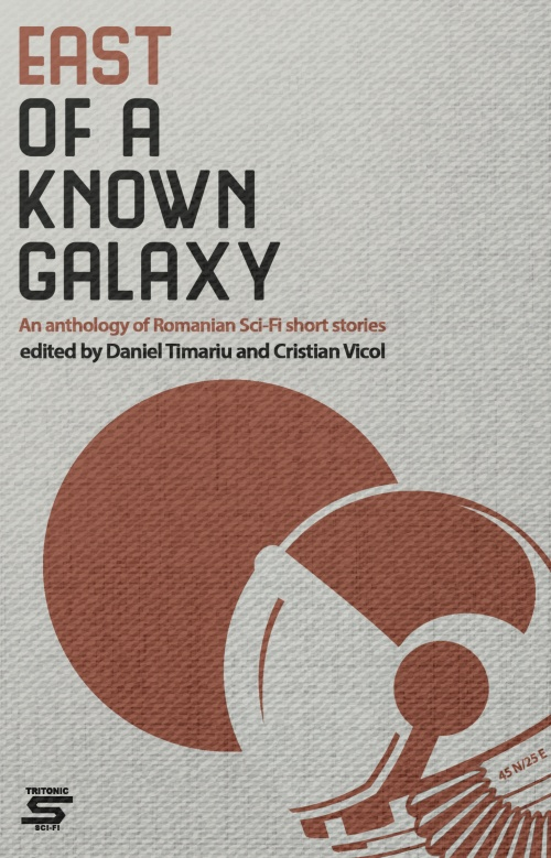 East of a Known Galaxy - coperta