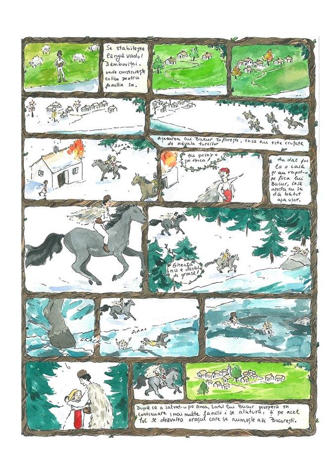 Legenda Ciobanului Bucur