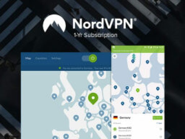 NordVPN: 1-Yr Subscription — $47.20 with code NORD20