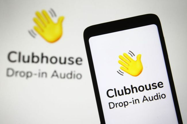 Clubhouse: It's not just for audio anymore.