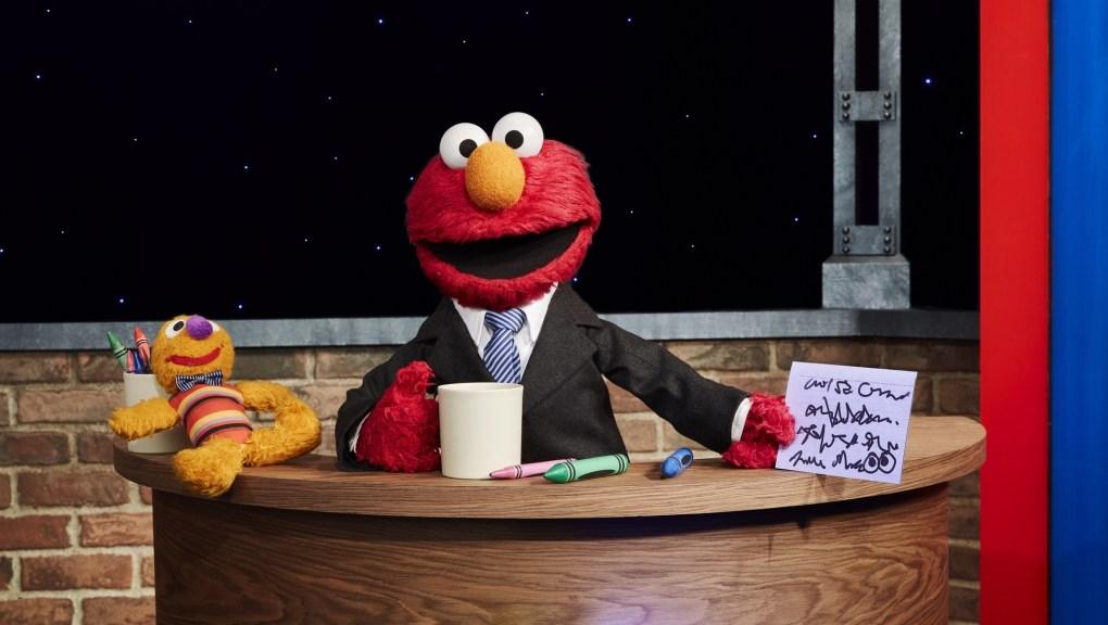 Elmo!!