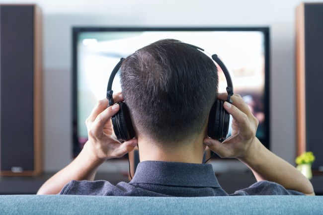 Listen to the TV without bugging your housemates.