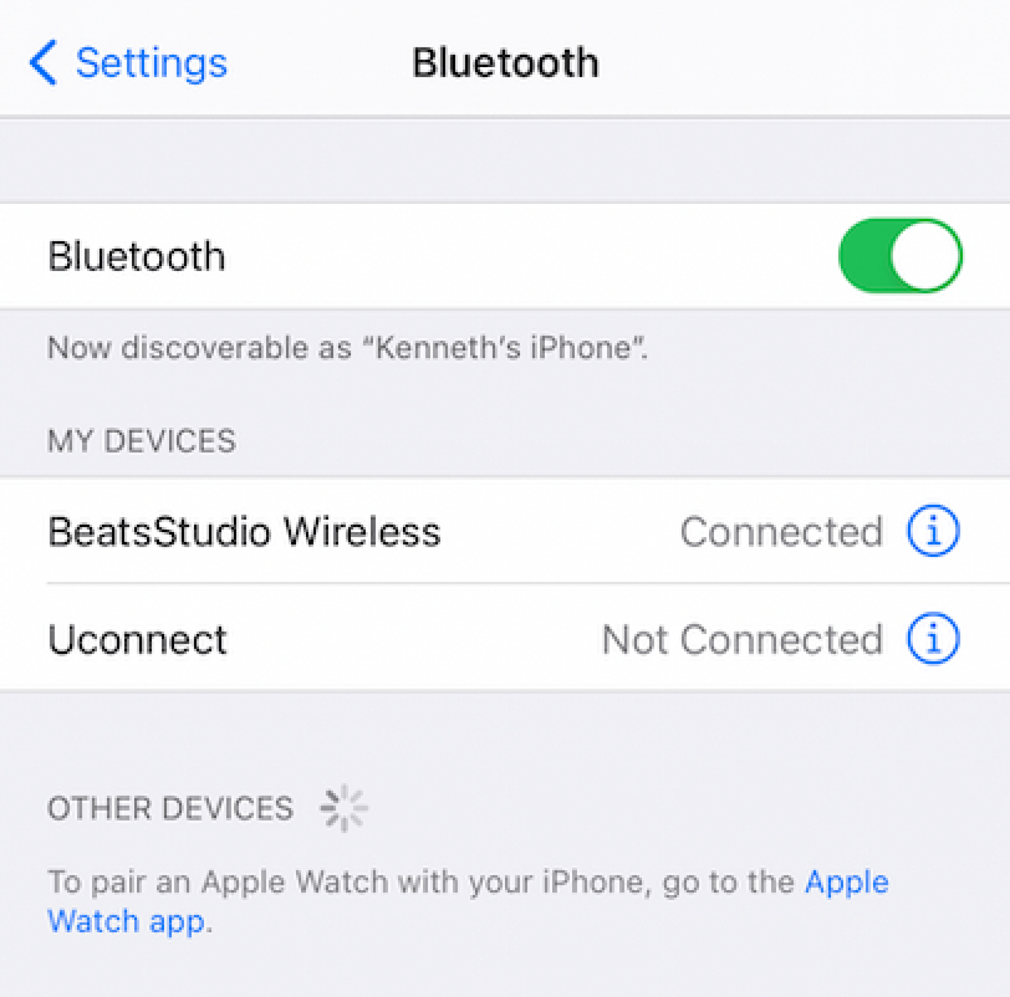 how to sync a Roku app to your phone and connect headphones.