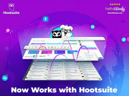 Save 91% on HelloWoofy Social Media Management
