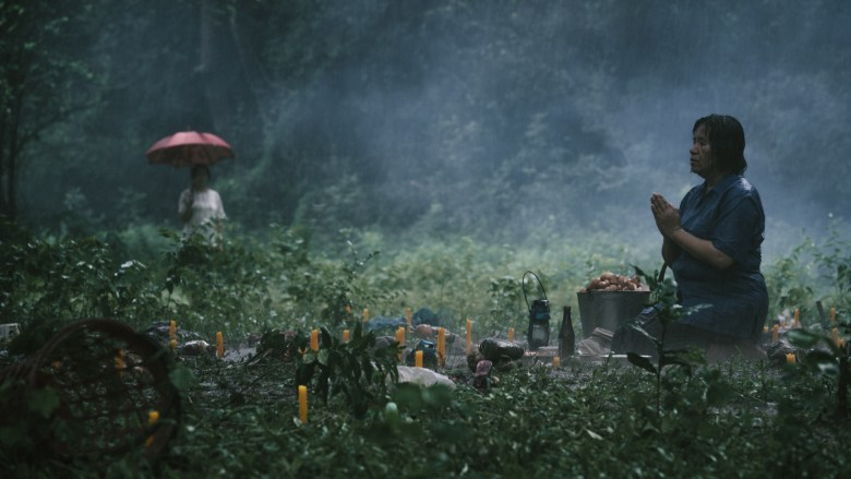 Nim (Sawanee Utoomma) turns to ritual amid Mink's symptoms.