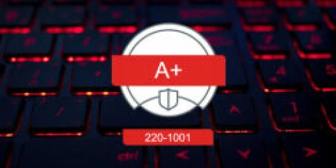 The All-Access CompTIA A+ & Network Certification Prep Bundle — $15