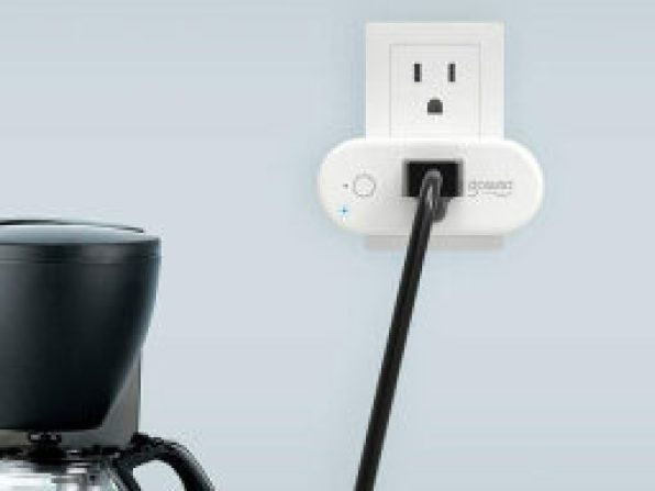 15A Smart Home WiFi Outlet (4-Pack) — $19.99