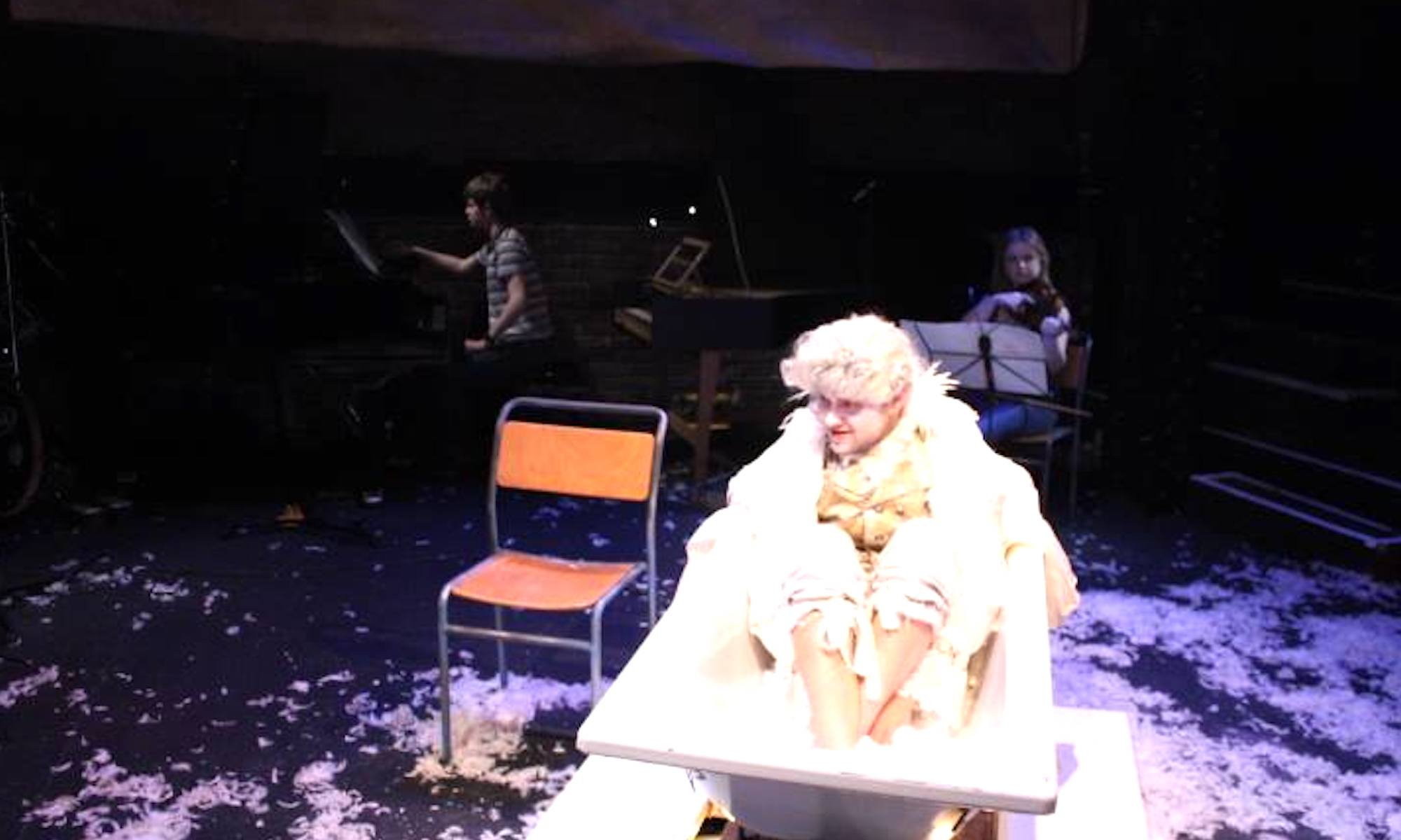 Eight Songs For A Mad King by Helios Collective 2014
