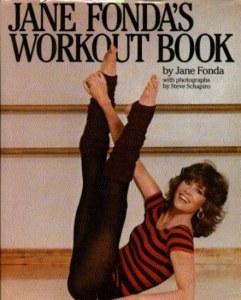 Parhaita aerobicvideoita mielestäni olivat Jane Fondan. Koreografiat olivat vaihtelevia ja hauskoja ja oli siellä baletin tankotreeniäkin joukossa. Valitettavasta parhaita niistä ei enää (tietääkseni) saa DVD:llä.