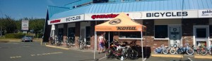 Contact Goldstream with any questions about bikes!