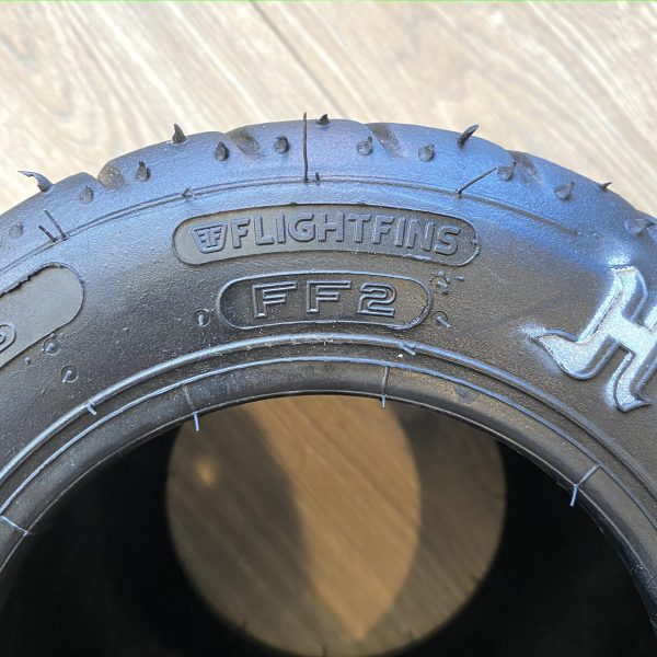 FF Hoosier Terrain 2 (T2) – Onewheel Tyre for XR, Plus, V1