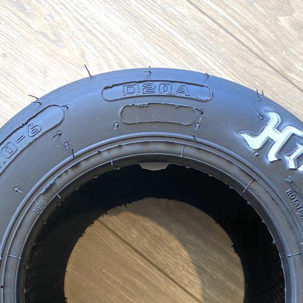 """Pint Hoosier """"Midget"""" D20 Onewheel Tyre"""