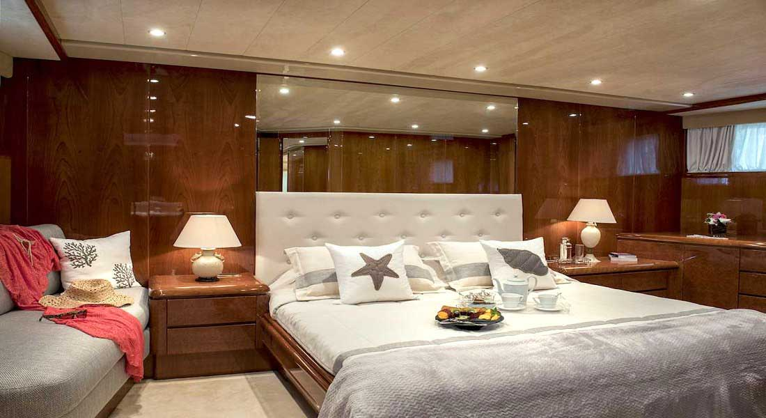 SUGAR - Luxury Charter Motor Yacht 105 ft. - HELLAS YACHTING