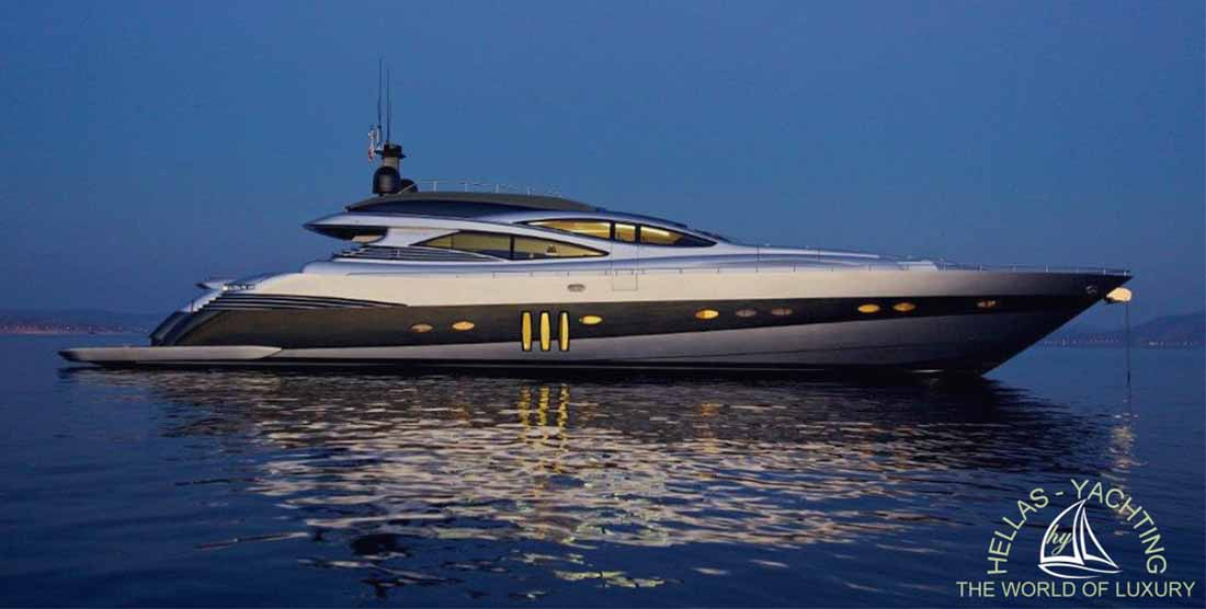 SOLARIS - Luxury Motor Yacht Greece - HELLAS YACHTING
