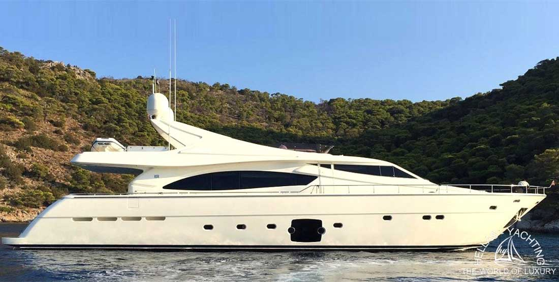 Motor Yacht DAY OFF - Luxury Yacht Charter Greece 0 HELLAS YACHTING