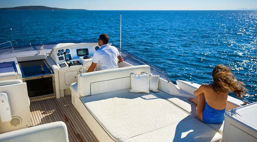 DILIAS - Charter Motor Yacht 80 ft. Posillipo - HELLAS YACHTING