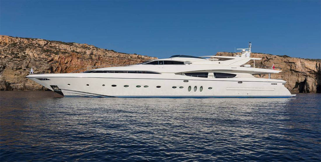 RINI - Charter Motor Yachts Greece - HELLAS YACHTING