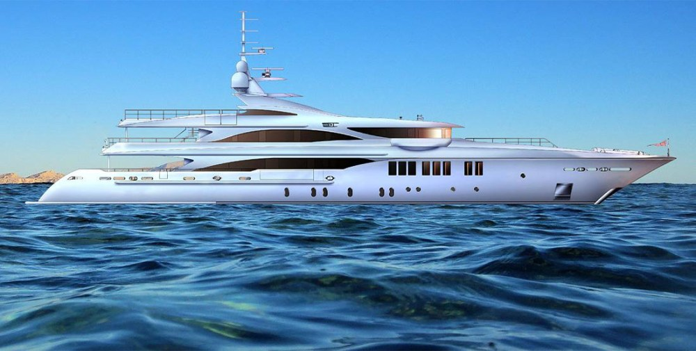 O'Mathilde - Luxury Yachts Greece - Monaco - Hellas Yachting