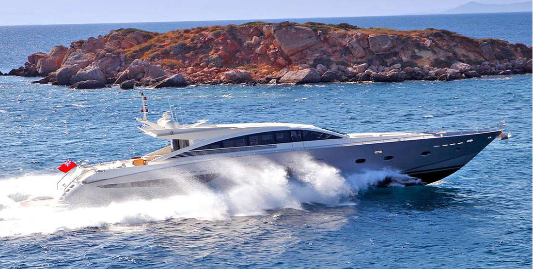 POWER YACHT SUN ANEMOS