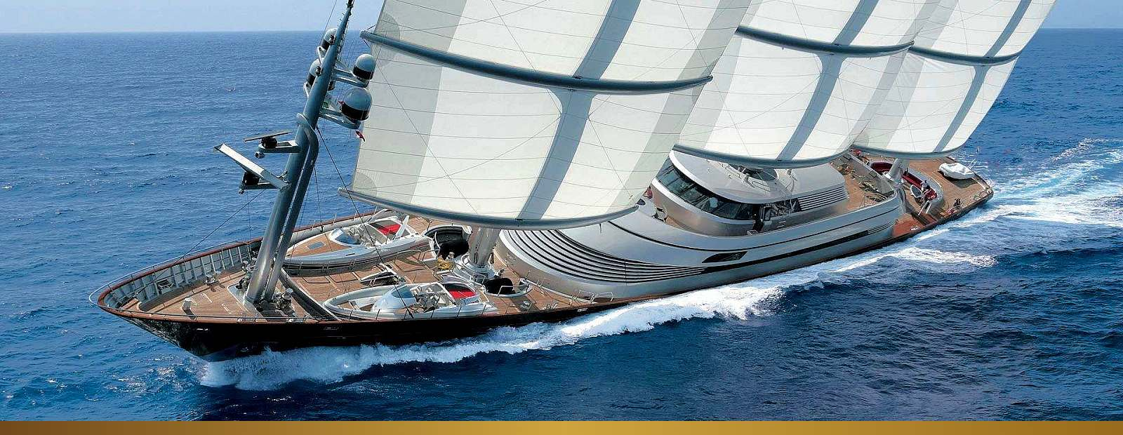 Sailing Yachts Charter in Greece and Monaco - HELLAS YACHTING