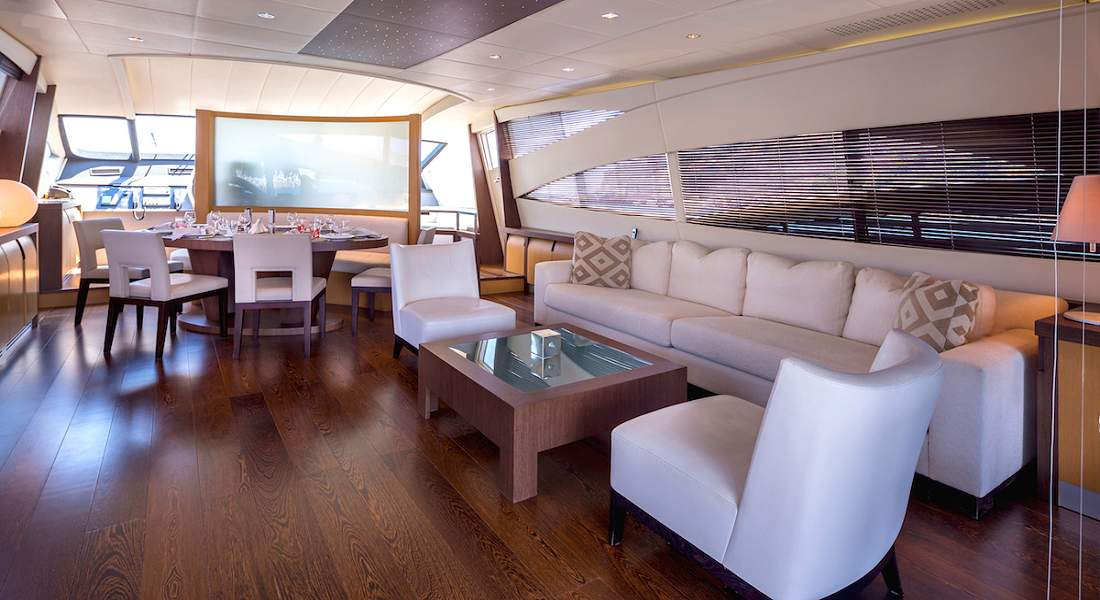 Motor Yacht Z2 for Charter in Greece - HELLAS YACHTING