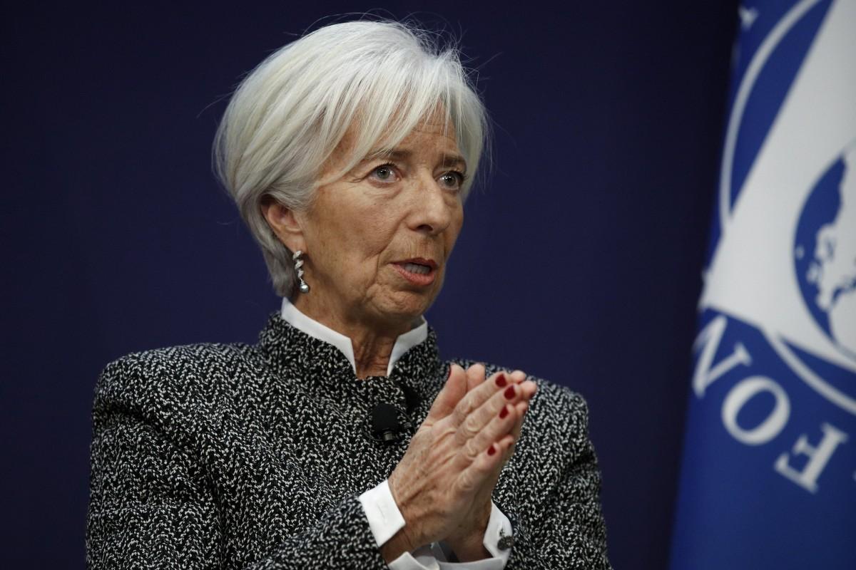 """Η Λαγκάρντ """"τραβάει το αυτί του Ερντογάν"""": Άσε την κεντρική τράπεζα ανεξάρτητη, αλλιώς..."""