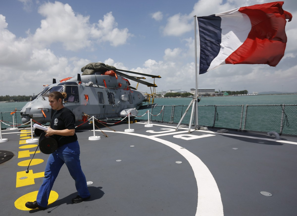 """""""Ναυάγησαν"""" οι γαλλικές φρεγάτες προτού πλεύσουν στο Αιγαίο; Τι λέει ο γαλλικός Τύπος"""
